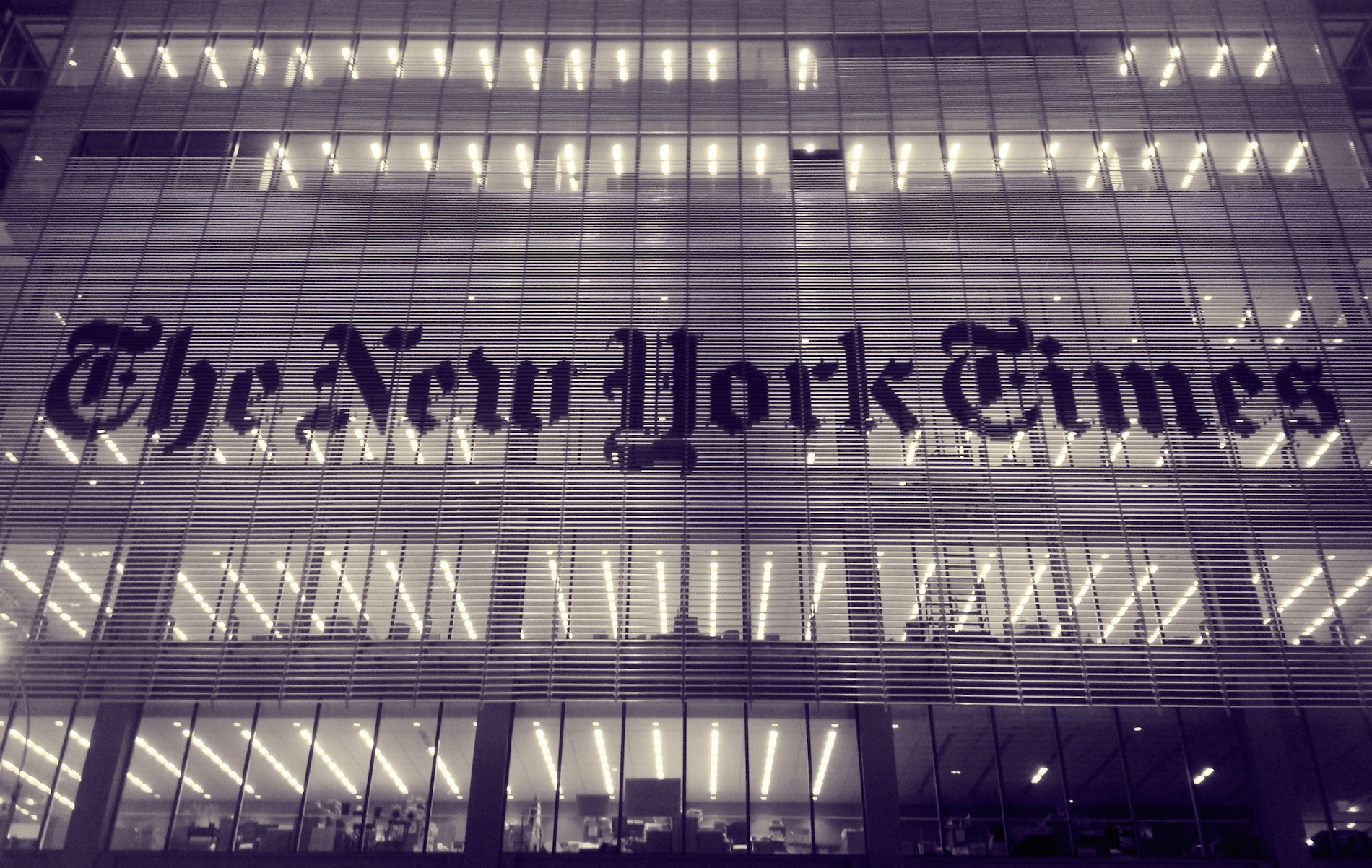 case analysis new york times digital