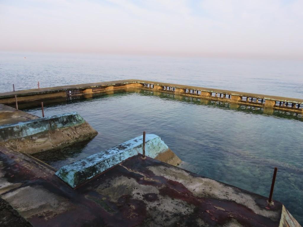 D sea pool