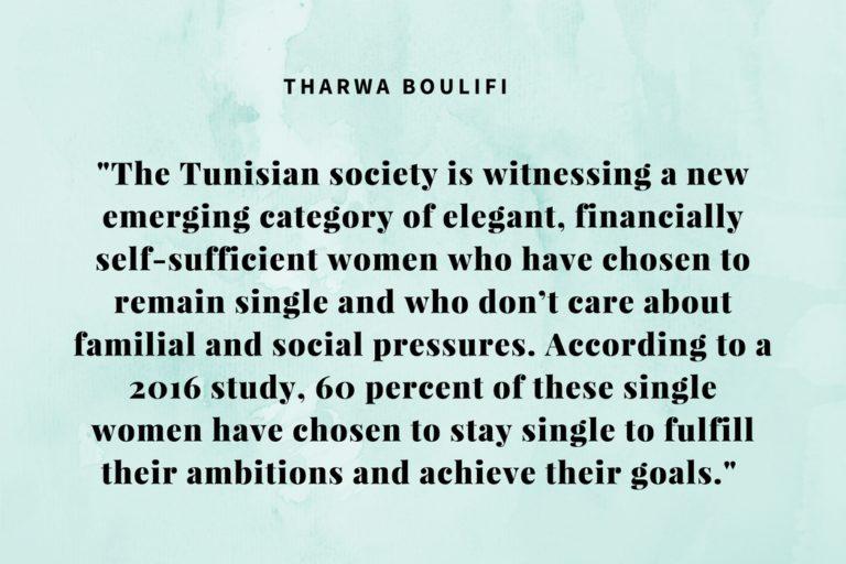 Woman american tunisian man Tunisian men